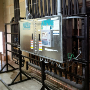 A new cooling system installed by Buchanan & Hall